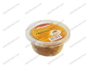 SESAME COCOA HALVA WITH FRUCTOSE - 200g.