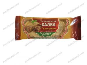 Diet Sesame halva with cocoa - 180g