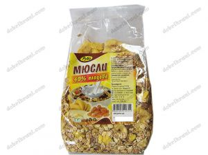 Muesli with 40% fruit - 400 grams.