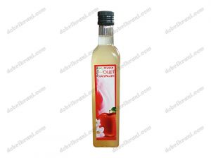 Natural apple vinegar LIDIA - 500ml