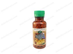 Flaxseed oil SOFTGELS - 250mg