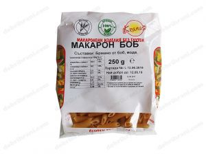 Soybean and buckwheat pasta - 250g