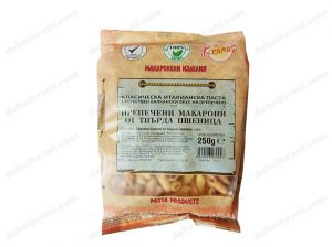 White wheat baked pasta - 250g.