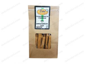 Whole grain sticks with Spruce and Himalayan salt - 100g