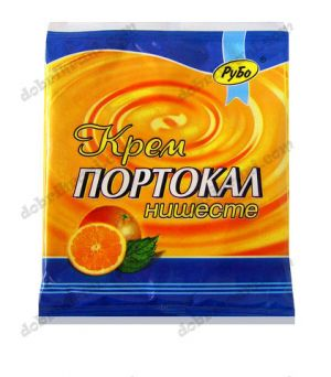 STARCH ORANGE - 60 grams.