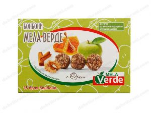 Mela Verde candies  with Walnuts - 180g