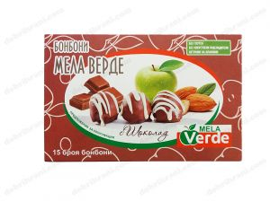 Mela Verde candies with chocolate - 180g