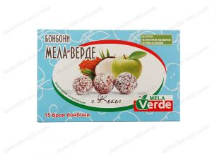 Mela Verde candies with COCOA - 180g